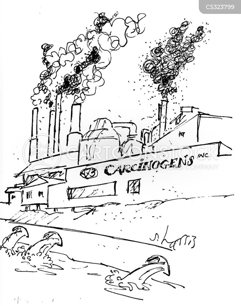 Smoke Pollution Coloring Page Coloring Coloring Pages