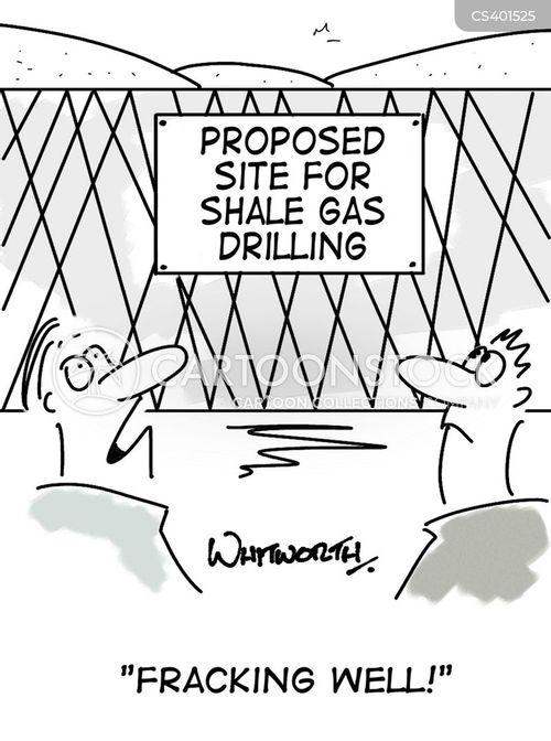 Gas Well Schematic