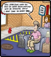 Interior Designers Cartoons and Comics - funny pictures ...