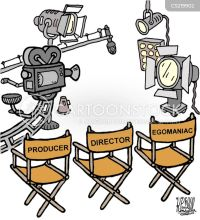 Film Crew Cartoons and Comics - funny pictures from ...