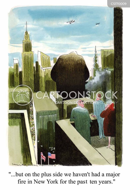 King Kong Cartoons And Comics - Funny Cartoonstock