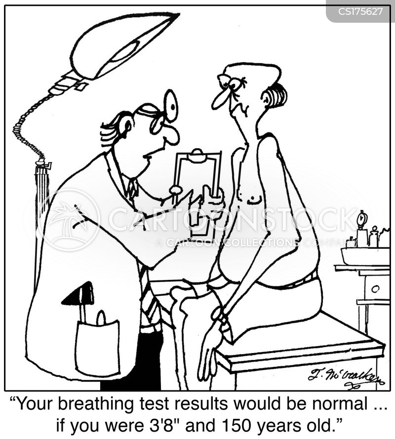 Breathing Tests Cartoons And Comics Funny Pictures From