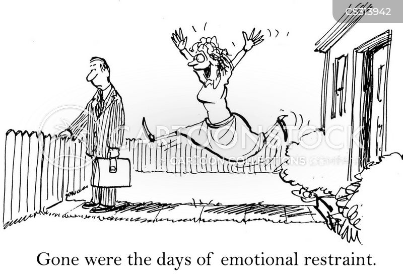 List of Synonyms and Antonyms of the Word: restraint cartoons