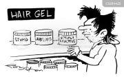 gel cartoons and comics - funny