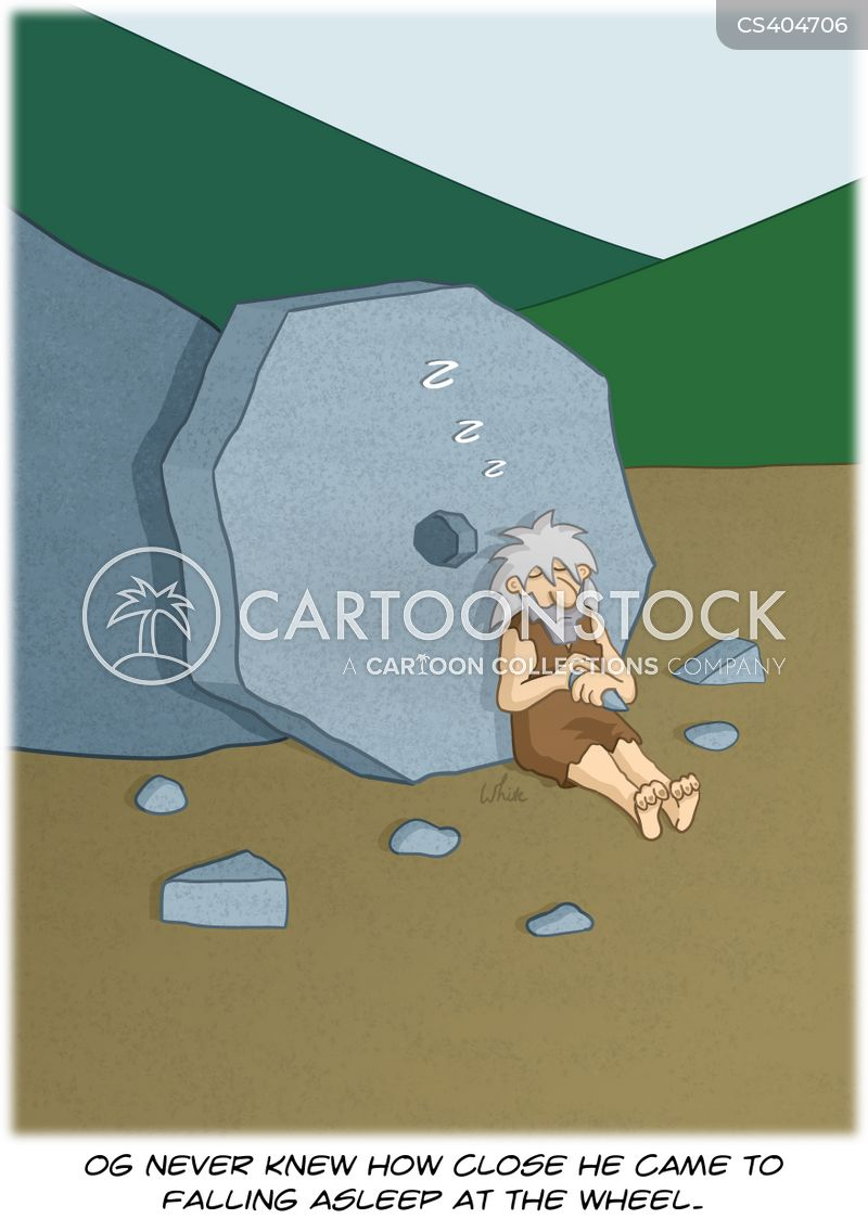 Asleep At The Wheel Cartoons And Comics Funny Pictures From Cartoonstock