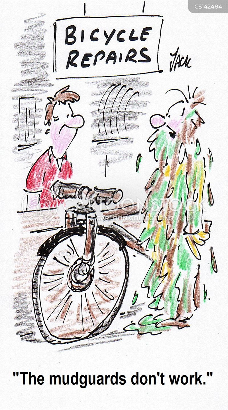 How To Fix Falling Wallpaper Bicycle Repair Cartoons And Comics Funny Pictures From