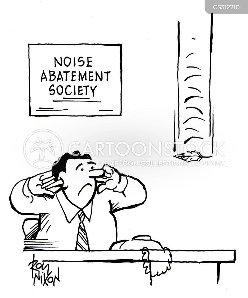 Related Keywords & Suggestions for Noise Abatement