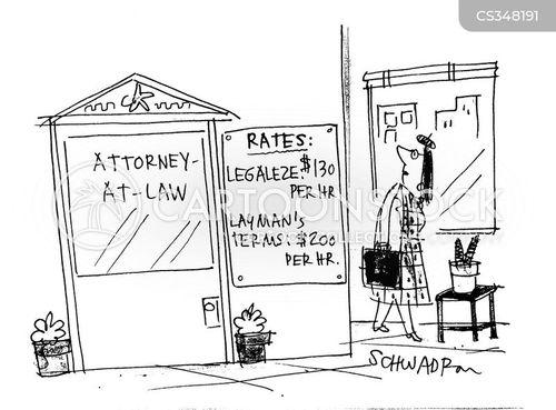 legaleze cartoons and comics