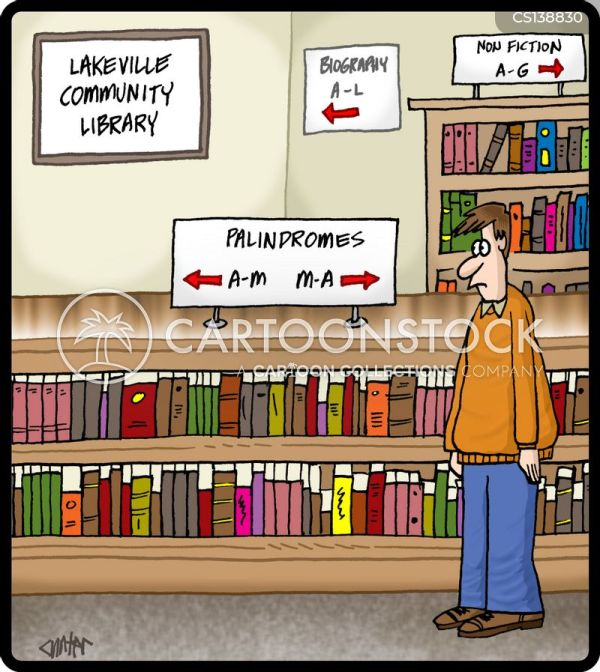 Cataloguing Cartoons And Comics - Funny