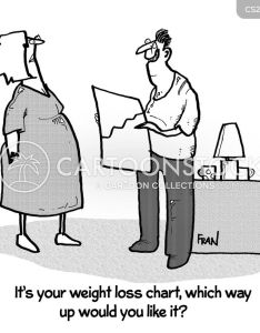 Weight loss chart cartoons and comics also funny pictures from cartoonstock rh