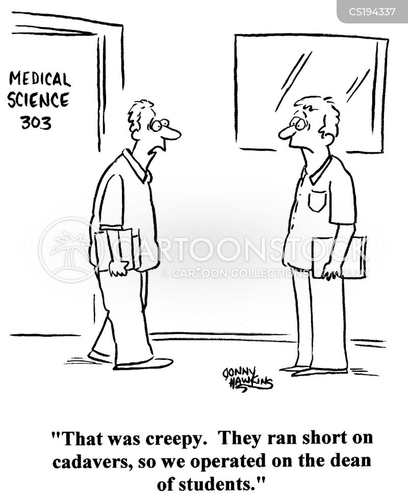 Student Doctors Cartoons And Comics Funny Pictures From