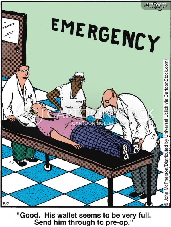 American Health Care Cartoons And Comics - Funny