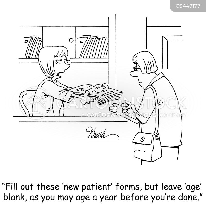 Medical Forms Cartoons And Comics Funny Pictures From