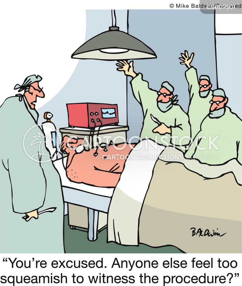 Medical Malpractice Hip Replacement Surgery Squeamish Cartoons And Comics Funny Pictures From