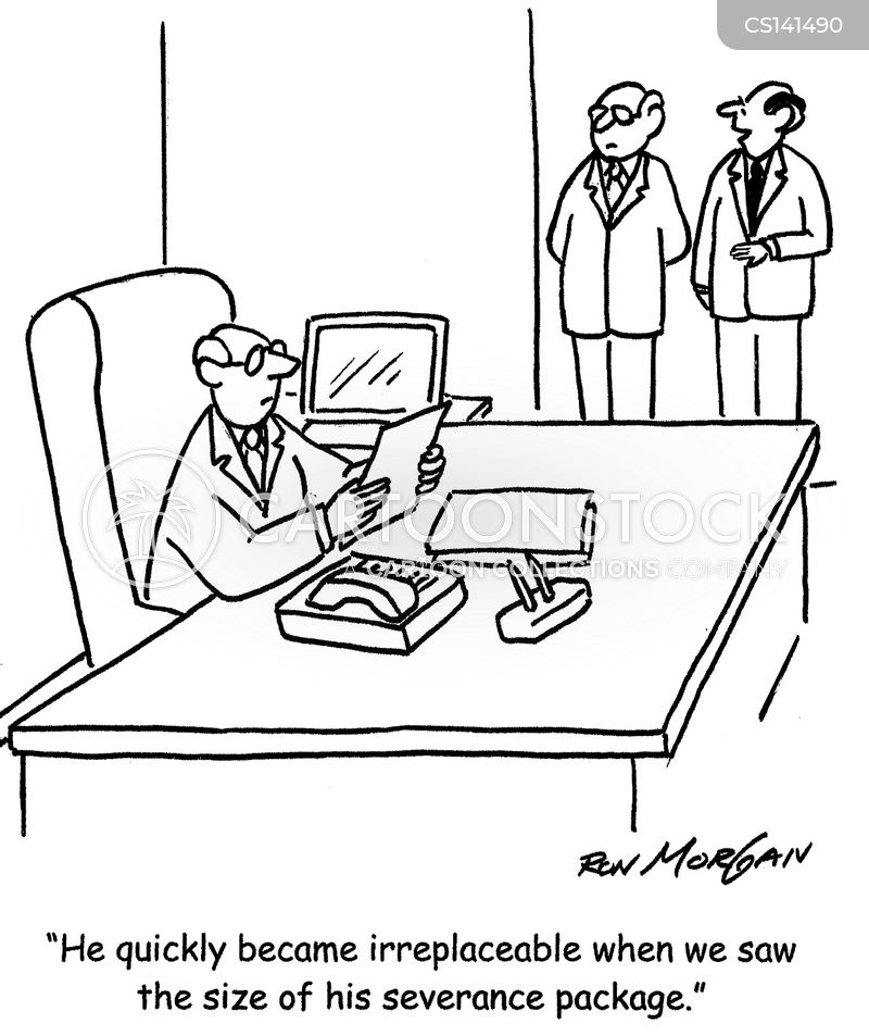 early retirement cartoons and