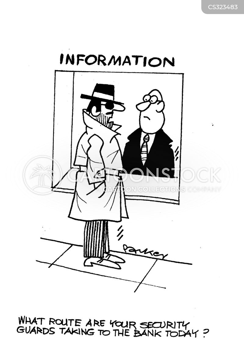 information security cartoons Gallery