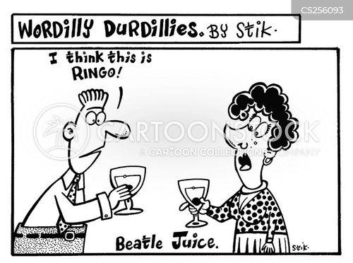 beetlejuice cartoons and comics