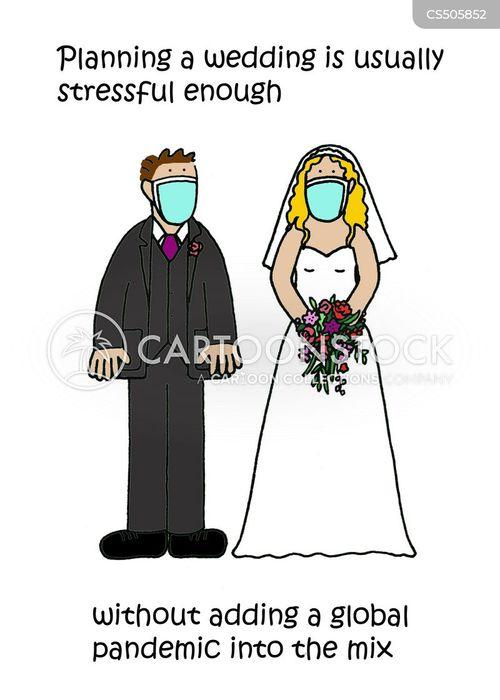 Wedding Cartoon Images : wedding, cartoon, images, Wedding, Political, Cartoons