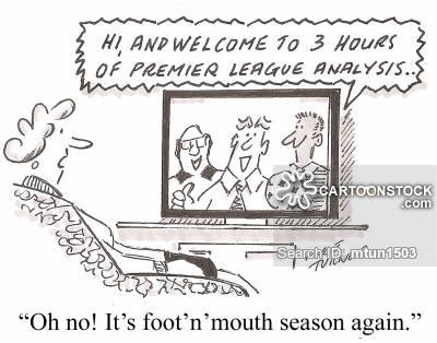 Soccer Fan News and Political Cartoons