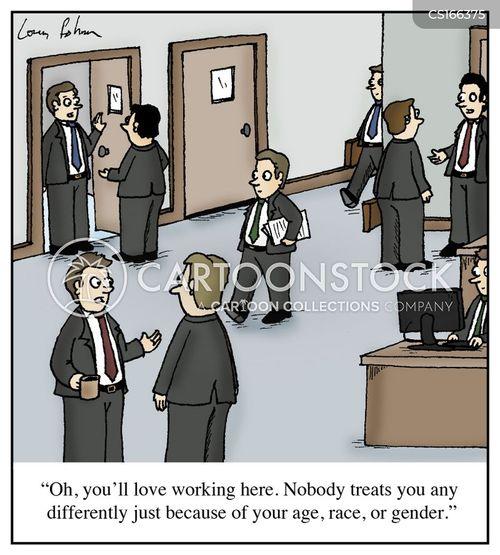 Inequality Cartoons And Comics - Funny