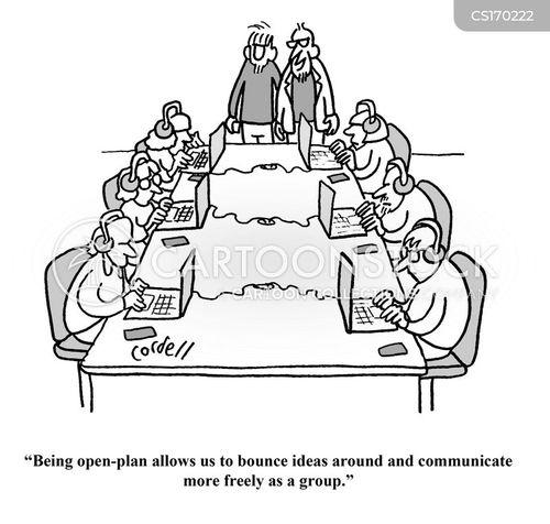 Cartoons Work Productivity