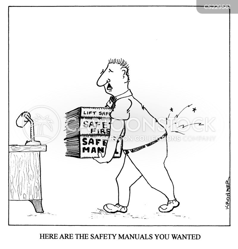 Pin Lifting Safety Cartoons on Pinterest