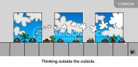 Blue Sky Thinking Cartoons and Comics - funny pictures ...