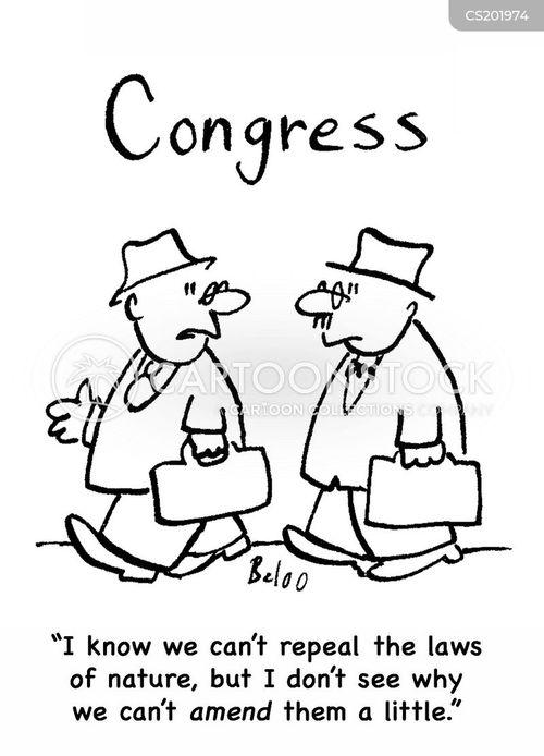 8th Amendment Cartoon : amendment, cartoon, Amendment, Cartoons, Comics, Funny, Pictures, CartoonStock