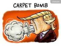 Carpet Bombs Cartoons and Comics - funny pictures from ...