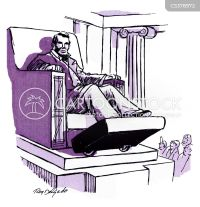 Recliners Cartoons and Comics - funny pictures from ...