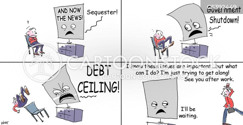 Fiscal Year Cartoons And Comics