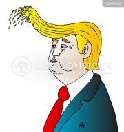 blonde hair cartoons and comics