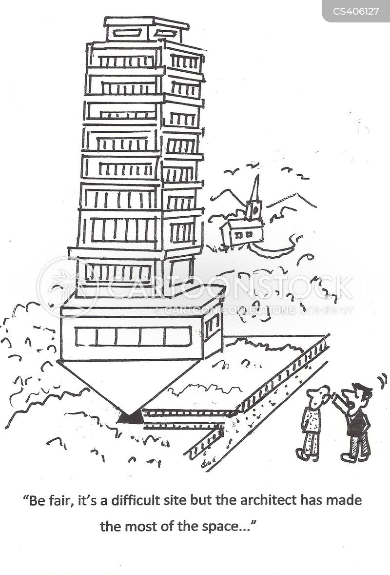 Tower Block Cartoons And Comics Funny Pictures From
