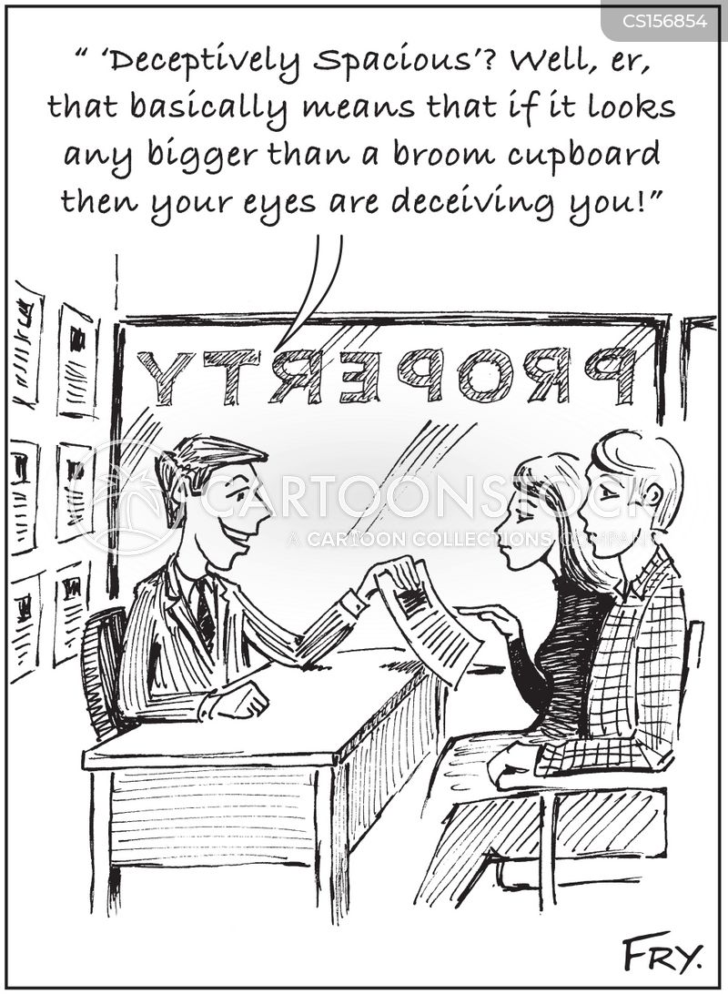 Estate Agent Cartoons And Comics Funny Pictures From