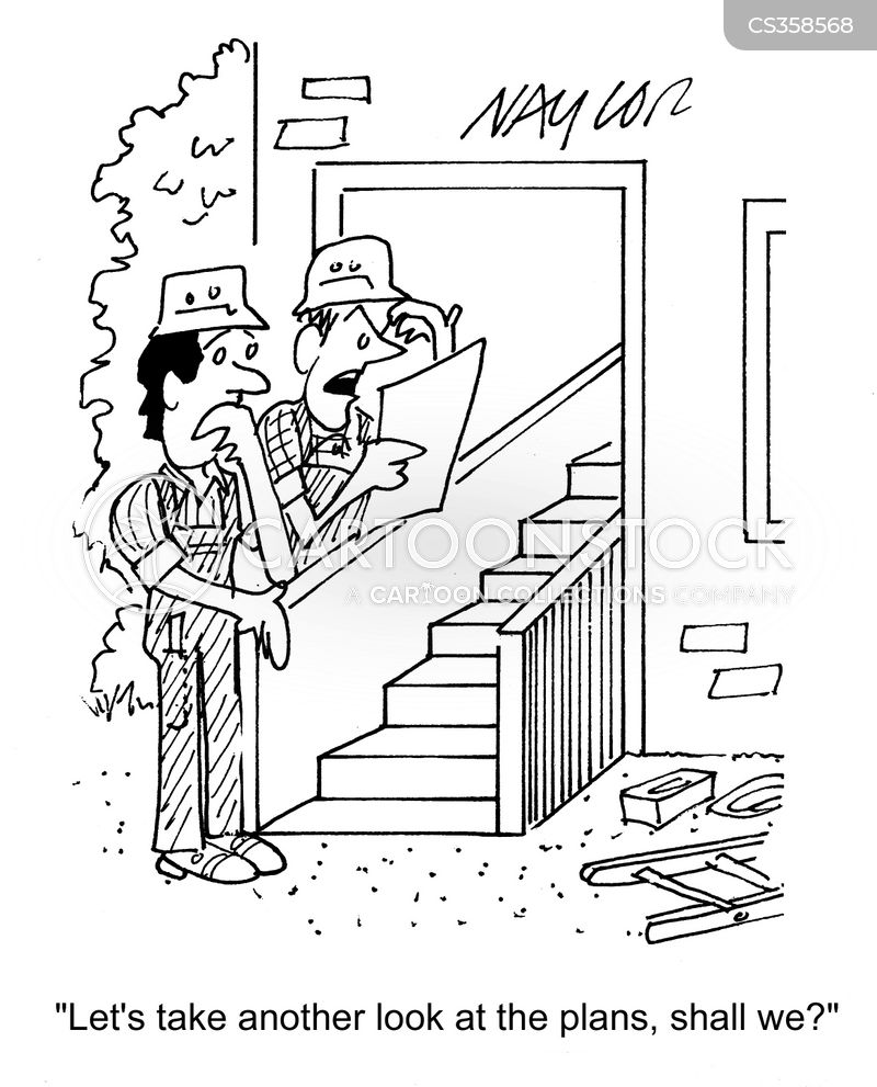 House Plans Cartoons And Comics Funny Pictures From