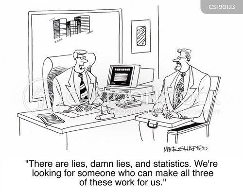Cartoons und Karikaturen mit Arbeitseinsatz