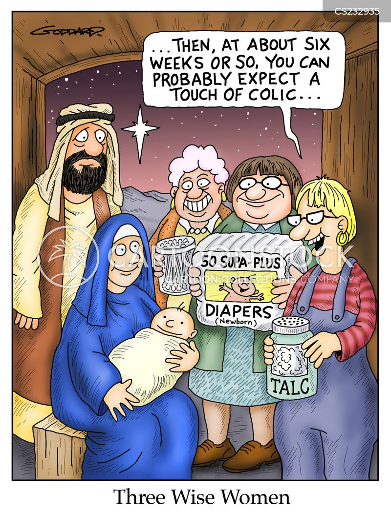 Wise Women Cartoons And Comics Funny Pictures From