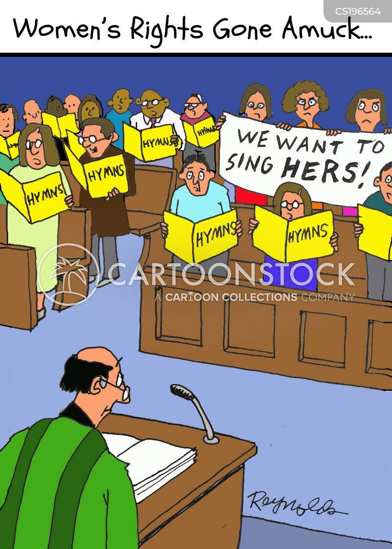 Choir Cartoons And Comics Funny Pictures From CartoonStock
