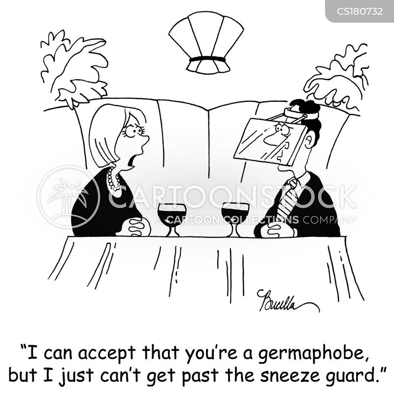 Are You A Germophobe