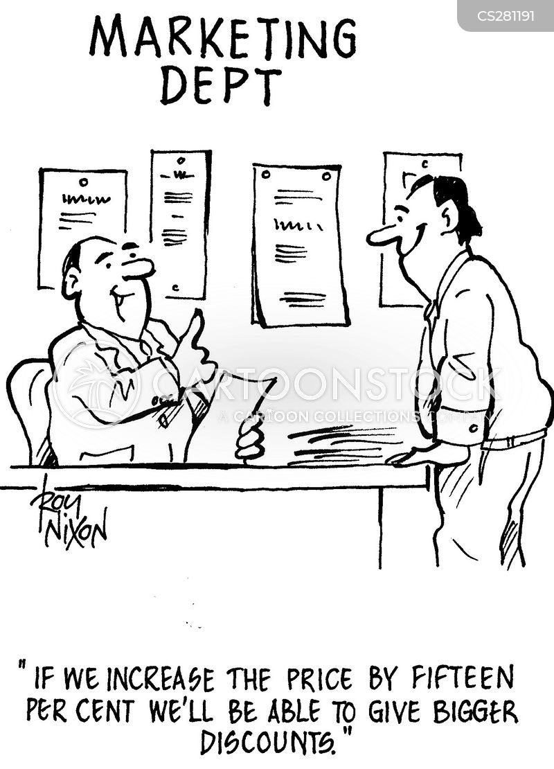 Cartoons : PricingHub