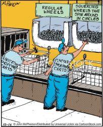 shopping funny cartoons trolleys cartoon cart trolley memes grocery cartoonstock shopper comics
