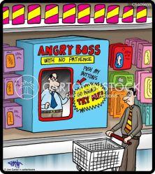 toy cartoons cartoon funny manager cartoonstock boss comics dislike management