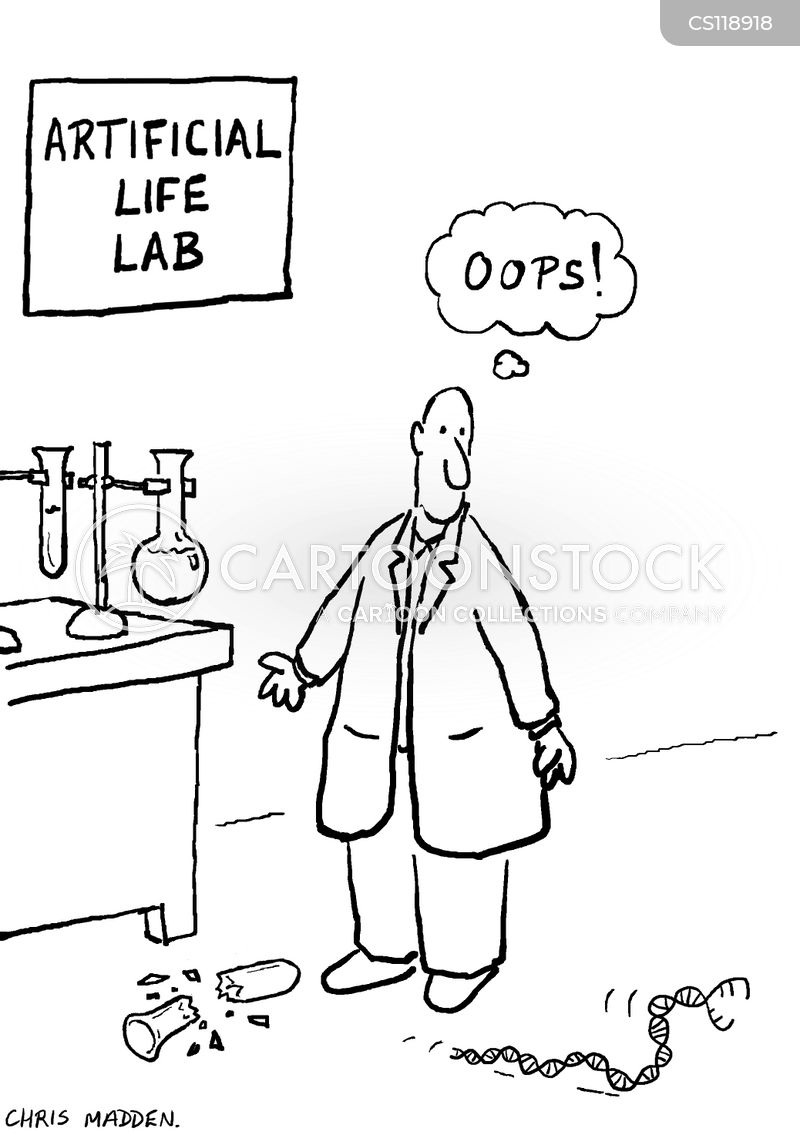 Related Keywords & Suggestions for lab accident cartoon