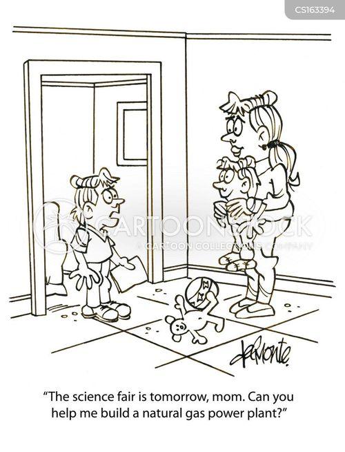 hight resolution of science fair cartoon 20 of 34