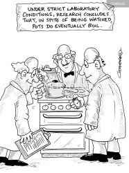 Boiling Water Cartoons and Comics funny pictures from CartoonStock