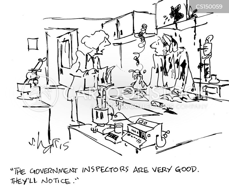 Lab Safety Cartoon Images