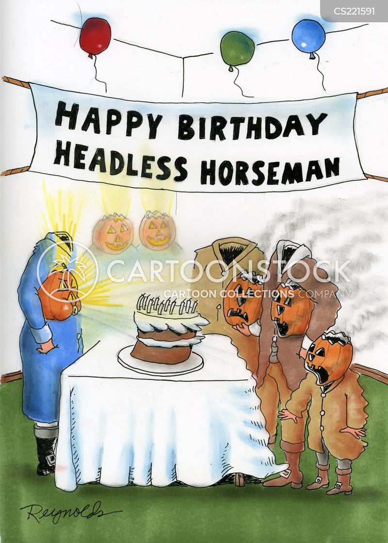 Sleepy Hollow Cartoons And Comics Funny Pictures From