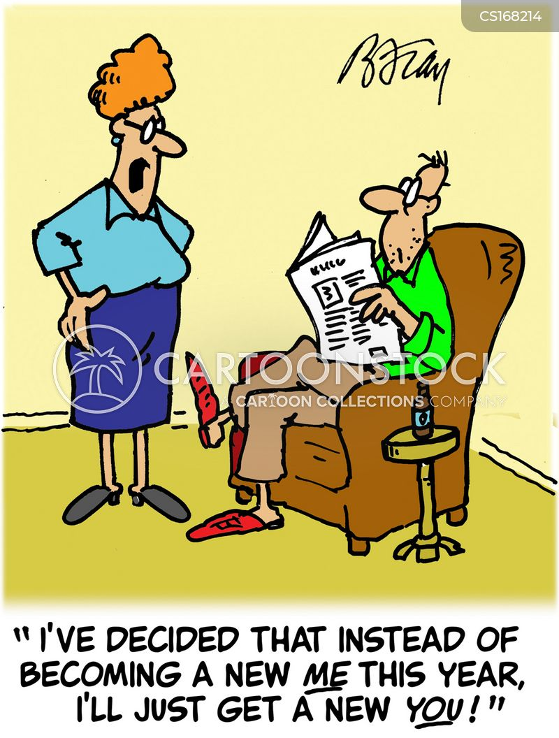 Funny New Years Pics : funny, years, Year's, Cartoons, Comics, Funny, Pictures, CartoonStock