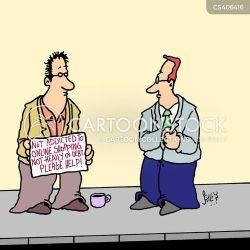 shopping addiction funny cartoon cartoons shopaholic issues cartoonstock dislike social addict