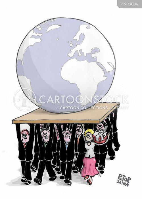 World Leaders Cartoons And Comics - Funny